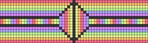 Alpha pattern #24464