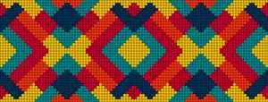 Alpha pattern #24485