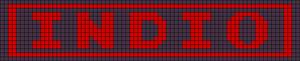 Alpha pattern #24490