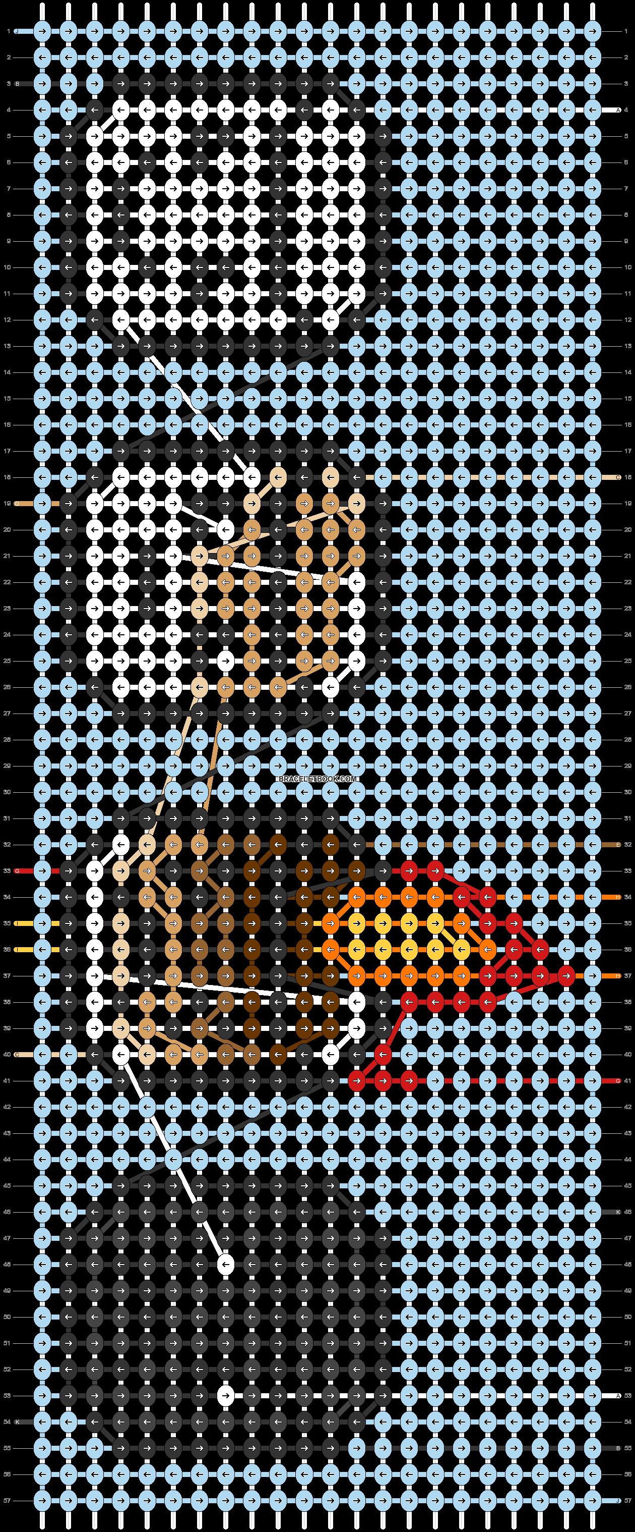 Alpha pattern #24496 pattern