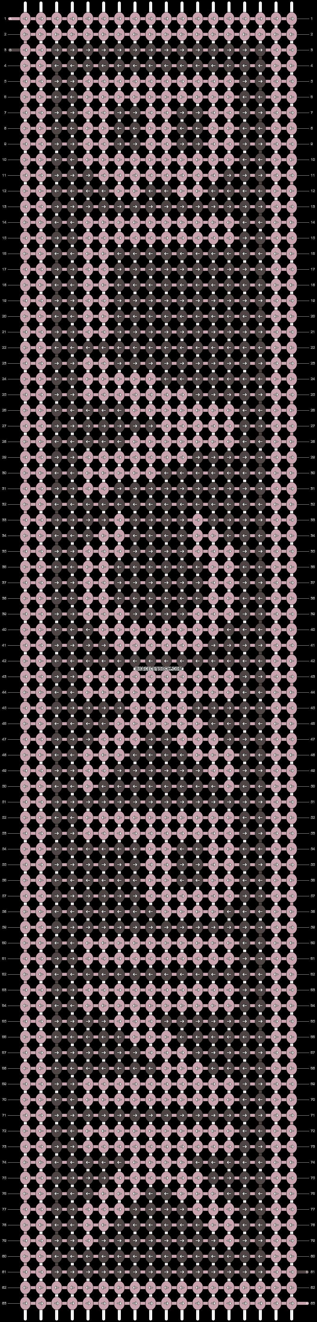 Alpha pattern #24567 pattern