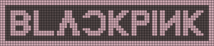 Alpha pattern #24567