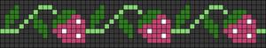 Alpha pattern #24592