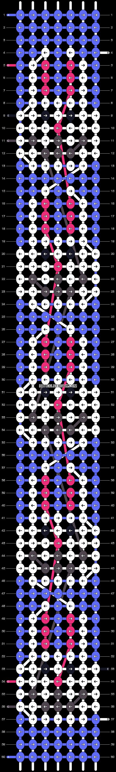 Alpha pattern #24593 pattern