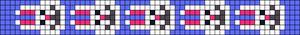Alpha pattern #24593