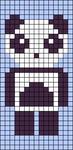 Alpha pattern #24597