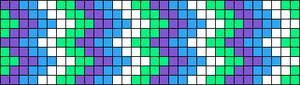 Alpha pattern #24601