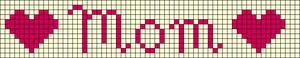 Alpha pattern #24618