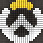 Alpha pattern #24627