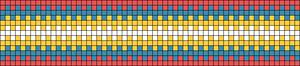 Alpha pattern #24628