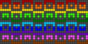 Alpha pattern #24649