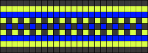 Alpha pattern #24660
