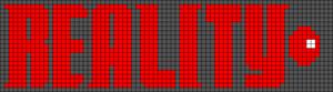 Alpha pattern #24686
