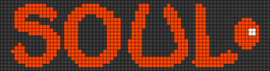 Alpha pattern #24703