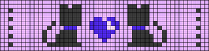Alpha pattern #24714