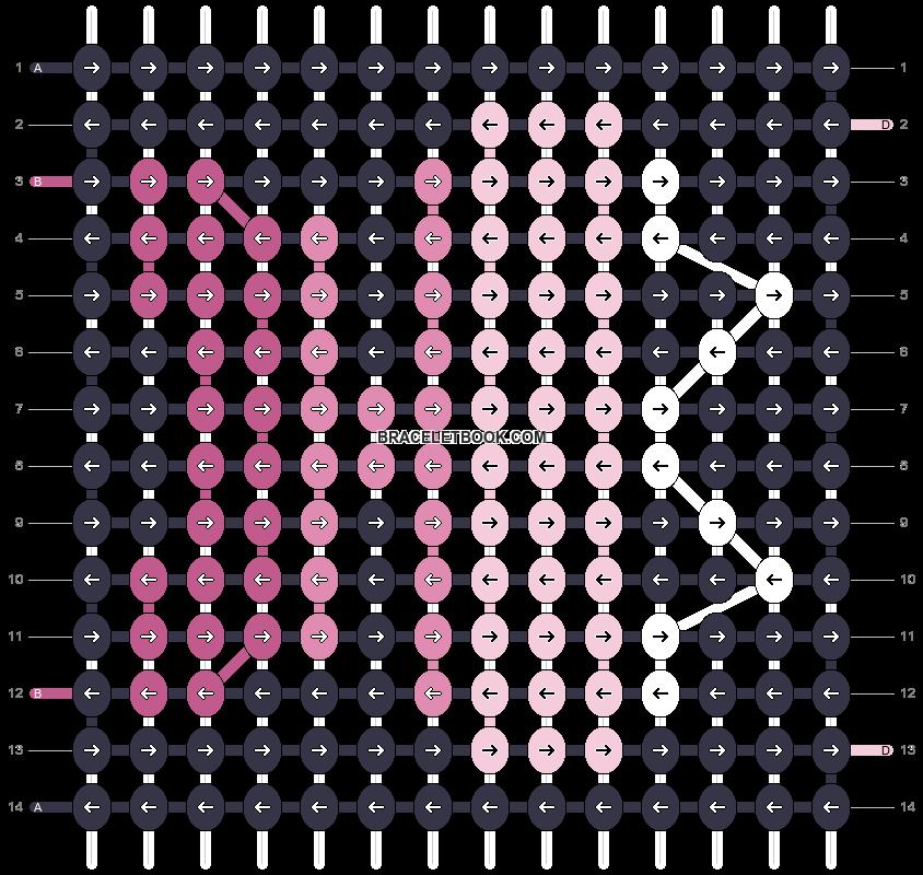 Alpha pattern #24732 pattern