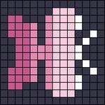 Alpha pattern #24732