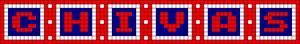 Alpha pattern #24733