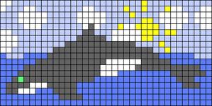 Alpha pattern #24762