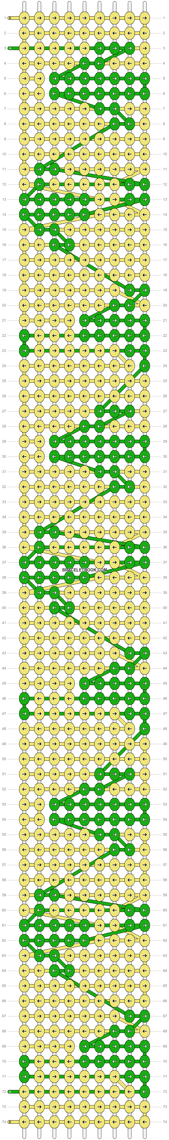 Alpha pattern #24784 pattern