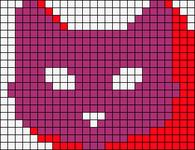 Alpha pattern #24801