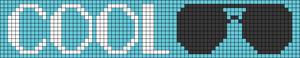 Alpha pattern #24802