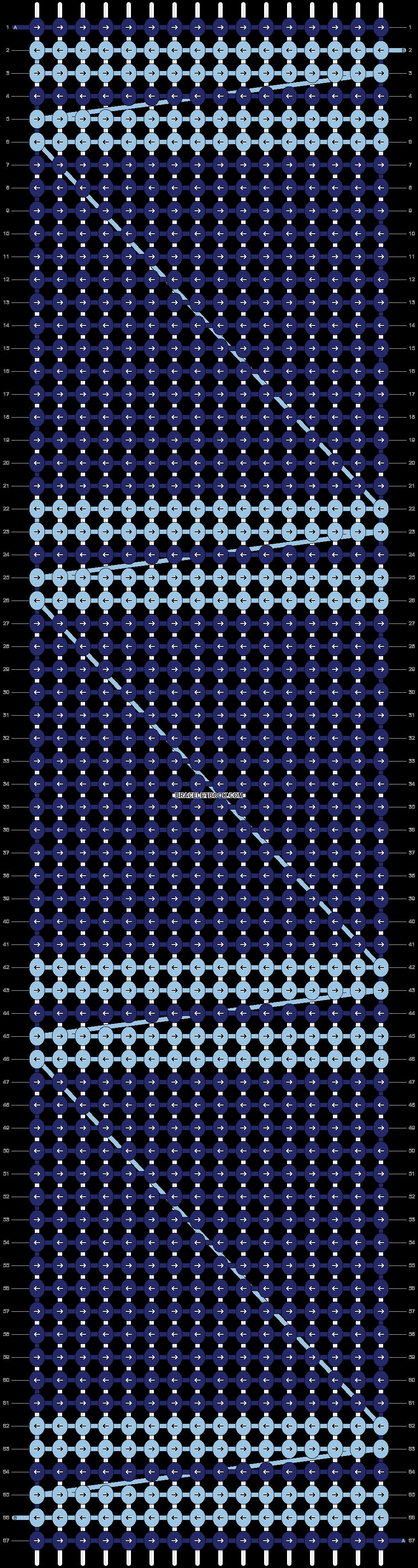 Alpha pattern #24814 pattern