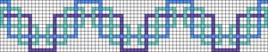Alpha pattern #24817