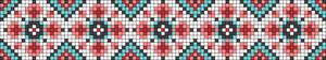 Alpha pattern #24818