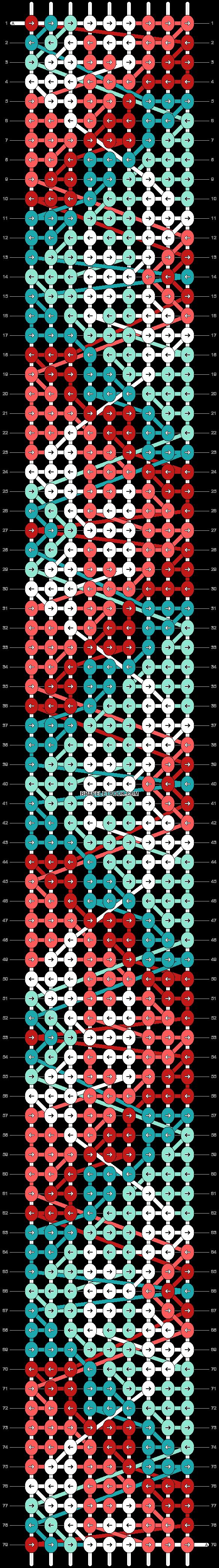 Alpha pattern #24820 pattern
