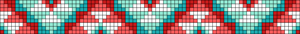 Alpha pattern #24820