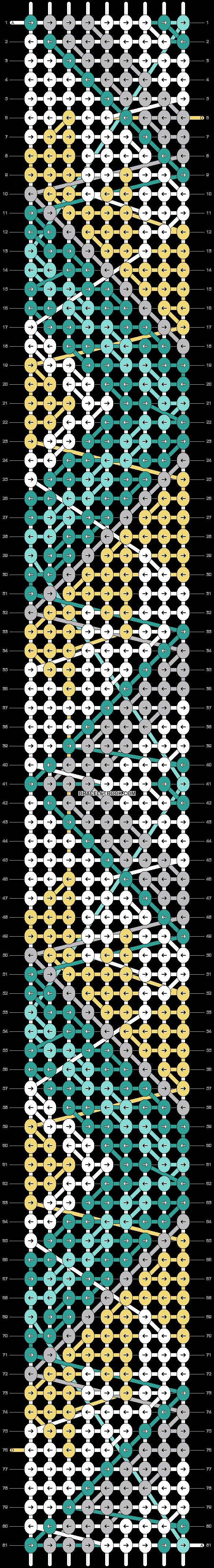 Alpha pattern #24821 pattern