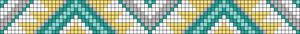 Alpha pattern #24821