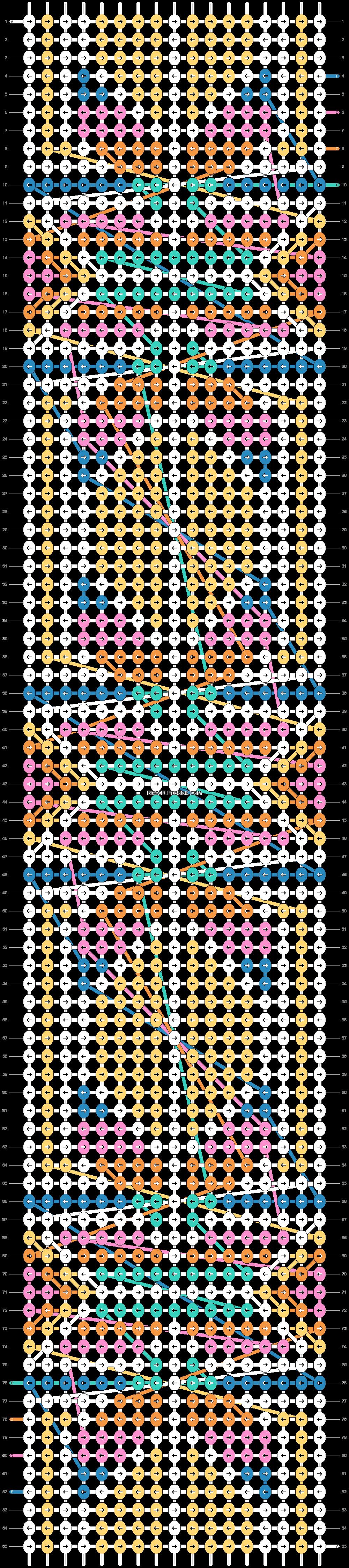 Alpha pattern #24823 pattern