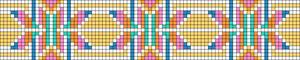 Alpha pattern #24823