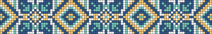 Alpha pattern #24826