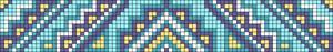 Alpha pattern #24827