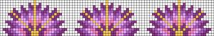 Alpha pattern #24829