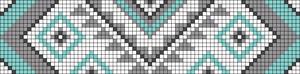 Alpha pattern #24831