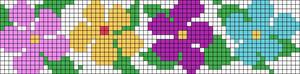 Alpha pattern #24835
