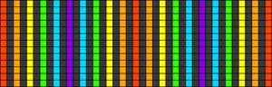 Alpha pattern #24837