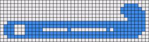 Alpha pattern #24840