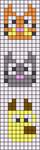 Alpha pattern #24852