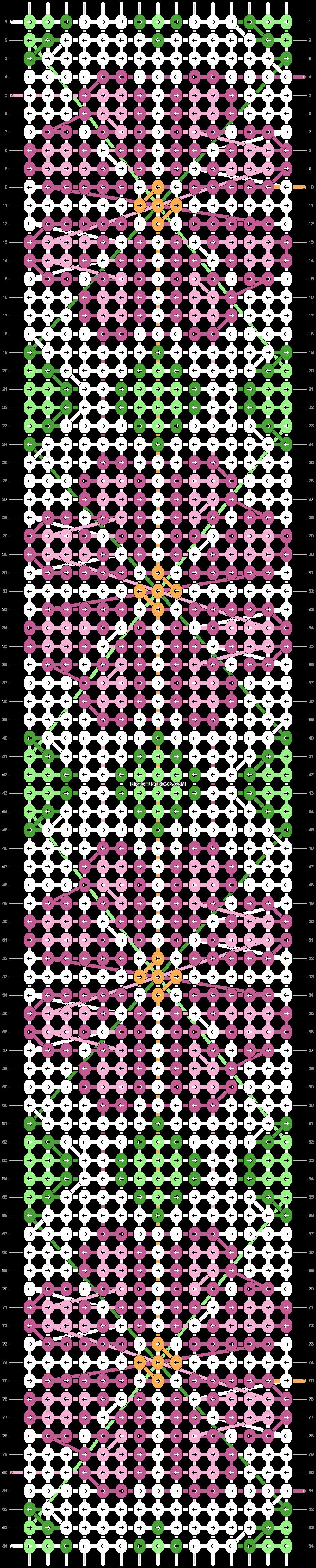 Alpha pattern #24853 pattern