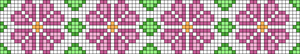 Alpha pattern #24853