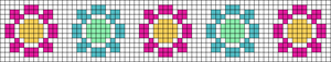 Alpha pattern #24854