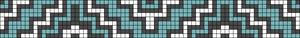 Alpha pattern #24858