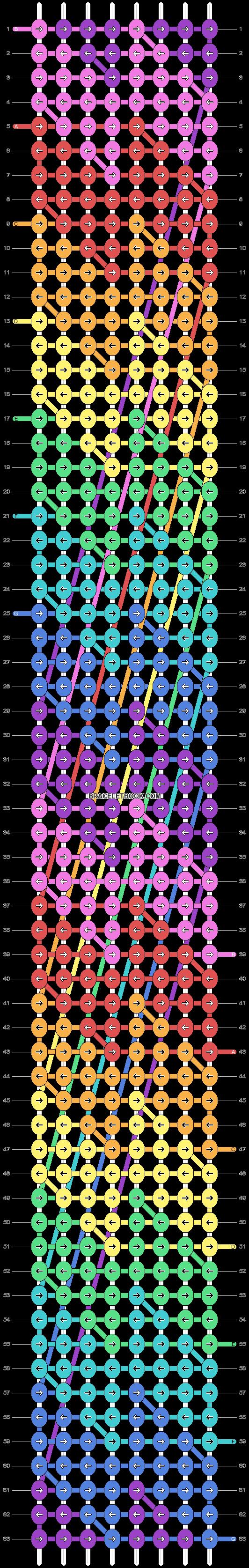 Alpha pattern #24860 pattern