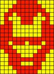 Alpha pattern #24868