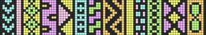 Alpha pattern #24875